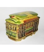 Vintage Cable Car Bank 514 Hyde & Beach Trolley San Francisco Powell Mason - $12.99