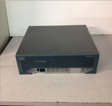 Cisco 3800 Series CISCO3845 Gigabit Ethernet Integrated Services Router - $100.00
