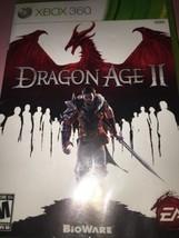 Dragon Age II - Xbox 360 - $6.49