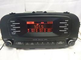2014 2015 Kia Soul Radio Mp3 Sirius Player Bluetooth 96170-B2090CA RQV24 - $37.13