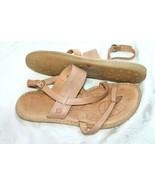 BORN Women Size 10 M US  Sandal Leather Slip On  - $24.75