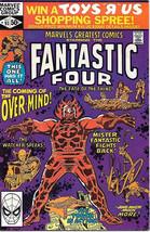 Marvel's Greatest Comics Comic Book #93 Fantastic Four 1980 FINE+ - $2.50