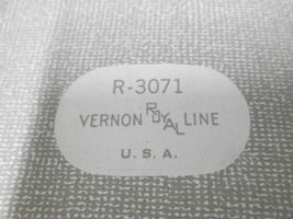 Vtg 1960s Auburn Engineering Project Notes Notebook Vernon Royal Line Binder image 4