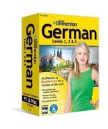 Topics Entertainment Instant Immersion German Levels 1, 2 & 3 - $9.79