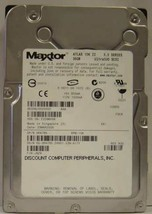 "36GB 3.5"" 15KRPM U320 SCSI 80PIN Drive Maxtor 8E036J0 Tested Free USA Ship"