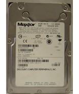 "36GB 3.5"" 15KRPM U320 SCSI 80PIN Drive Maxtor 8E036J0 Tested Free USA Ship - $19.55"