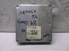 1989..89 Toyota Camry V6 Auto Engine Control MODULE/COMPUTER..ECU..ECM.PCM - $21.04
