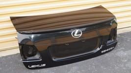 06-11 Lexus GS450H GS 300 350 430 460 450H (S190) Trunk Lid W/ Camera image 1