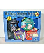 THE YOUNG SCIENTIST SERIES Set 4 multiple experiments 4 complete kits BR... - $54.99