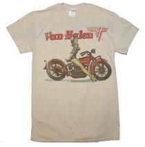 Van Halen Biker Pinup T-Shirt - $21.98