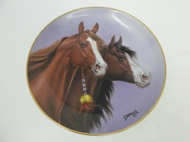 Blood Brothers by Derk Hansen - Heritage of Horses Collection by Danbury... - $19.79