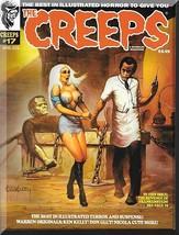 The Creeps #17 (2019) *Modern Age / Warrant Publishing / Illustrated Hor... - $7.00