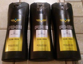 Axe Jet 2 in 1 Body & Hair Wash Shampoo + Body Wash Clean Fresh 16 fl oz... - $33.66