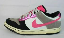 Nike 6.0 Damen Sneakers Retro Schuhe Mehrfarbig Leder Leinen Schnürsenke... - $24.87