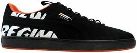 Puma Suede ANR Puma Black 366534 02 Men's Size 12 - $99.00