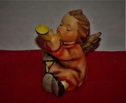 Goebel Hummel Figurine TUNEFUL ANGEL #359 1960 Excellent Condition - $17.64