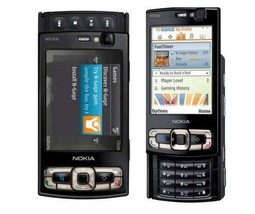 Cheap Unlocked Original Nokia N95 8GB Mobile Cell Phones 2.8'' Screen 3G... - $63.99