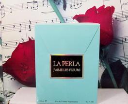 La Perla J'Aime Les Fleurs EDT Spray 3.3 FL. OZ. NWB - $129.99