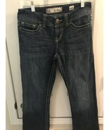 BKE Addison Bootcut  Womens Jeans Size 28R  Meas. 28x31 1/2 - $19.80