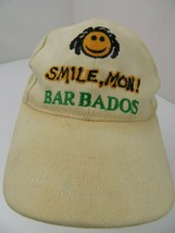 Smile Mon Bar Bados Adjustable Adult Cap Hat - $12.86