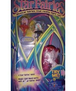 Star Fairies Starlette & Enchanta Unicorn Musical 1997 - $24.99