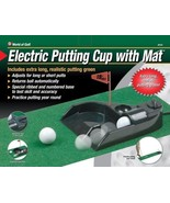 Golf Electric Putting Partner with 9-foot Foam Green Golf Trainer Aid - $31.19