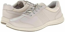 ROCKPORT Women's XCS Walk Together Lace Up T-Toe Sneaker Shoes Windchime Sz 8W - $49.49