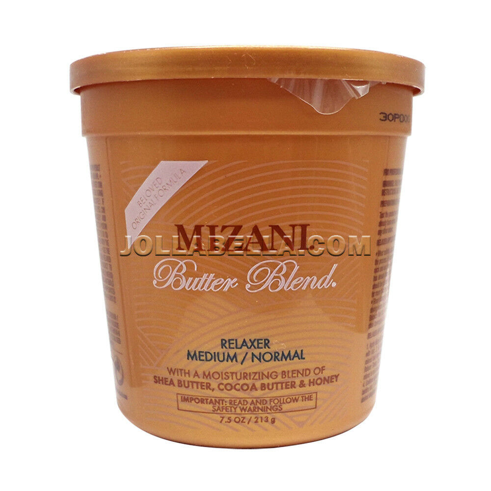 Primary image for Mizani Butter Blend Relaxer Medium / Normal Hair 7.5oz