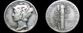 1944-P Mercury Dime Silver - $5.49
