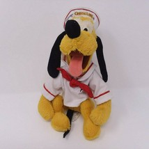 Pluto Disney Cruise Lines Exclusive Plush Sailor Doll Soft Stuffed  - $18.95
