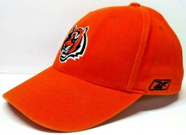 CINCINNATI BENGALS ORANGE SLOUCH STYLE HAT MENS ONE-SIZE MADE BY REEBOK - $15.84