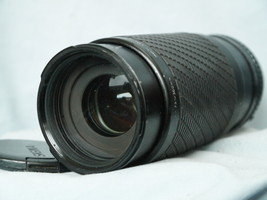 Nikon AIS Fit Sigma 75-300mm  Zoom Macro Lens - Great Bokeh - Nice-  - $35.00