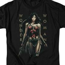 Wonder Woman t-shirt American superhero DC comics graphic tee WWM107 image 2