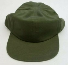 Vintage Cap Hot Weather Hat OG-507 Sz 7 1/4 US Army Military - $19.79