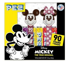 PEZ Candy Twin Pack Mickey 90th, 5.3 Ounce - $14.70