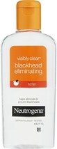 Neutrogena Visibly Clear Blackhead Eliminating Toner 200 ml - $22.14