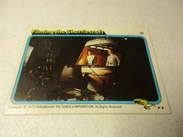 1979 Paramount Star Trek Motion Picture #62 Filming the Shuttlecraft - $1.97