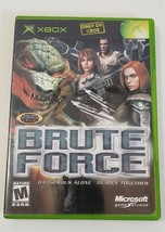 Brute Force - OG Xbox BL Black Label Video Game - $6.88