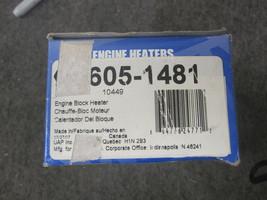 NAPA 605-1481 Engine Block Heater New image 2
