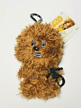 Star Wars Solo Disney Heroez Clip On Plush Chewbacca - $9.89