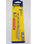 "IRWIN TITANIUM 1/4"" DRILL BIT 63916 - $5.30"