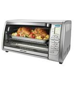 BLACK+DECKER - CTO6335S - Countertop Convection Toaster Oven - Silver - $148.45