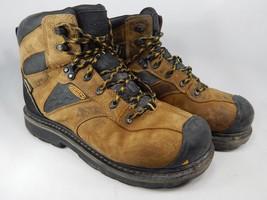 Keen Tacoma Size 9 2E WIDE EU 42 Men's Waterproof Soft Toe Work Boots 1015410EE