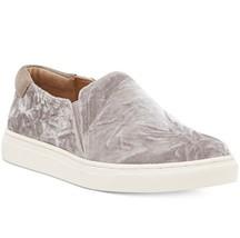 Lucky Brand Lupa Velvet Slip-On Sneakers, Size 10M - $32.82