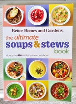 Better Homes and Gardens Soups and Stews Cookbook - $12.00