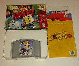 Bomberman 64 (Nintendo 64, 1997) Complete - $43.90
