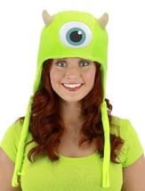 Disney's Monster's University Mike Deluxe Laplander Beanie Hoodie Hat NEW UNWORN - $22.01