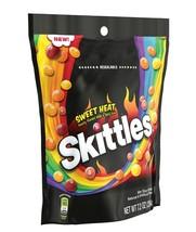 Skittles Sweet Heat Bite Size Candy 7.2 oz Bag BB 8/18 New Skittles Spic... - $14.83