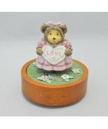 Robert Raikes Original Bear Music Box  - $9.90