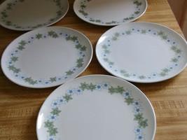 Centura by corning flowered plates - $47.45